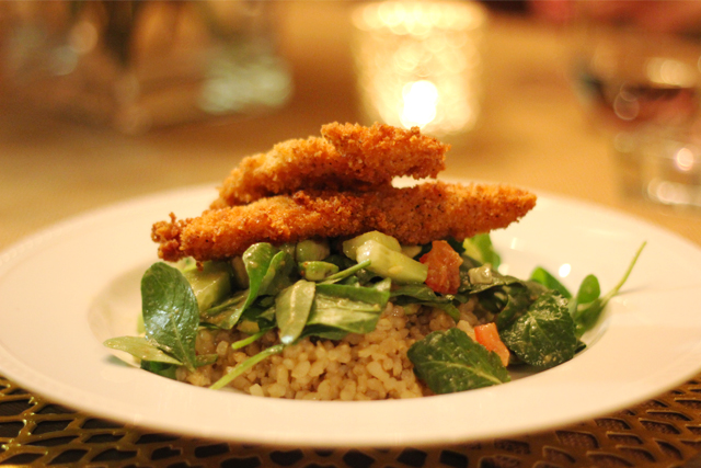 Le Partie Sugar - Panko Chicken 01